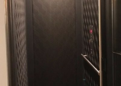 RTA-Elevator-Suede-Leather-Trim-Walls-Ceiling