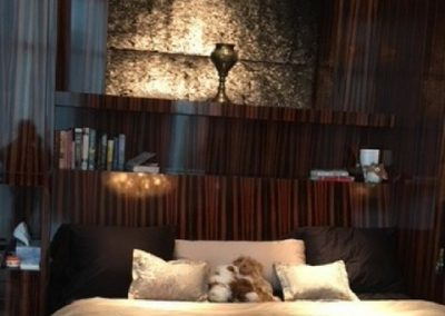 Full Sequin Upholstery Wall